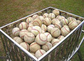 Chinese baseballs