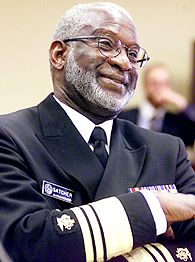 Surgeron General Dr. David Satcher