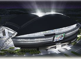 New Texas Stadium