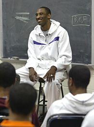 kobe bryant high school