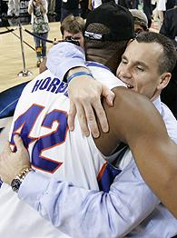 Billy Donovan & Al Horford
