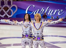 Jimmy MacElroy and Chazz Michael Michaels