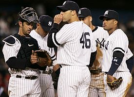 Andy Pettitte and Yankees