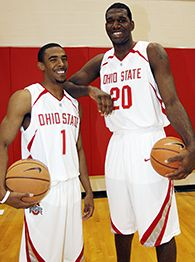 Mike Conley Jr. & Greg Oden