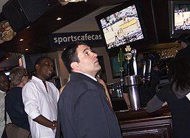 London sports bar