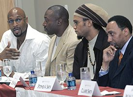 Black Athletes Forum