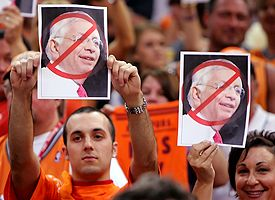 Suns fans