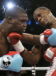 Jermain Taylor and Cory Spinks