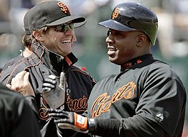 Barry Bonds and Barry Zito