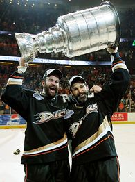 Robert Niedermayer and Scott Niedermayer