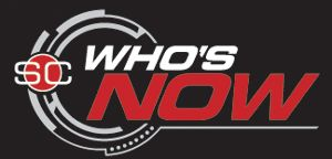 Who's Now logo