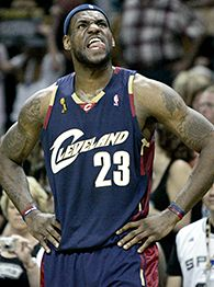 LeBron James (23)