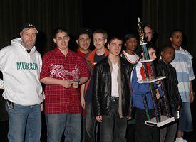 Edward R. Murrow chess team