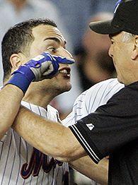 Mets catcher Paul Lo Duca