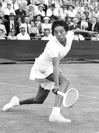 Image result for Althea Gibson images