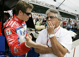 Marco and MarioAndretti