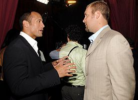 Roethlisberger and Rock