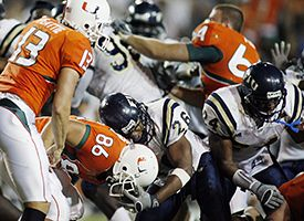 Orange Bowl brawl