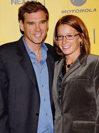 Ray Evernham and Erin Crocker