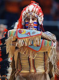Native American War Paint Meanings http://sports.espn.go.com/espn/page2/story?page=pearlman/070810