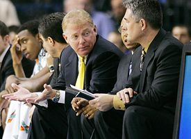 Skip Prosser and Mike Muse