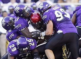 TCU Defensive Line