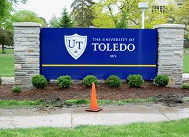 Toledo Campus Sign
