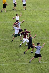 Academy athletes