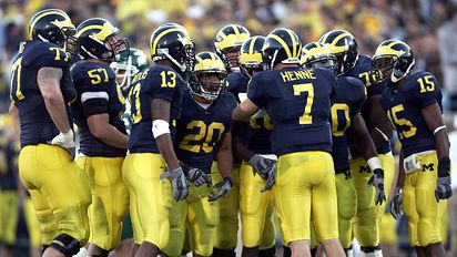 Michigan Huddle