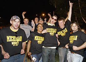 Appalachian State Fans