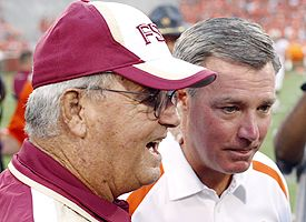Bobby and Tommy Bowden