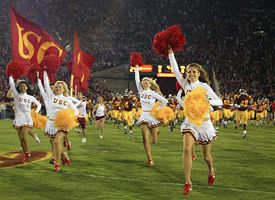 USC song girls