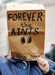 Aints Fan