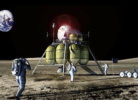 Moon Lander
