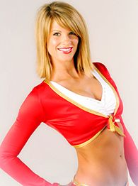 Kansas City Cheerleader