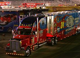 Team trucks