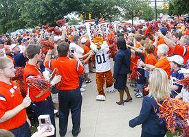 Auburn's Tiger Walk