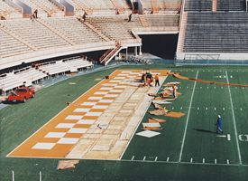 Tennessee Checkerboard Turf Removal