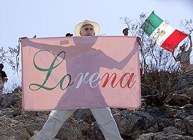 Lorena Ochoa fans