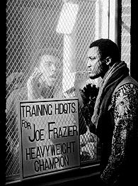 Muhaammad Ali and Joe Frazier