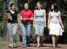 College women