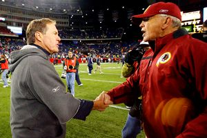 Bill Belichick and Joe Gibbs