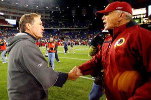 Bill Belichick and Joe Gibbs