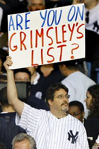 Jason Grimsley sign