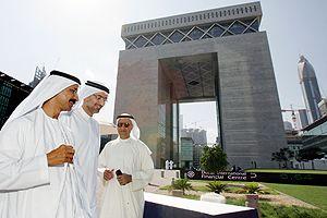 International Finance Centre, Dubai