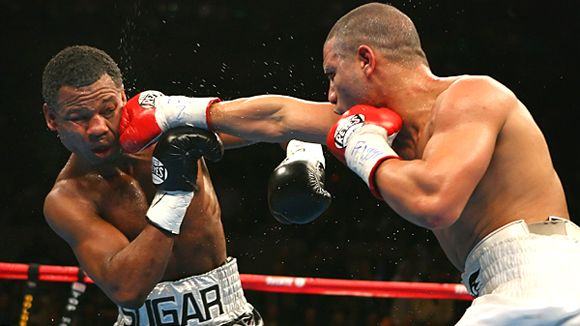 account of the life and boxing career of roy jones jr Watch roy jones jr immediate reaction to bernard hopkins tko loss to joe smith jr by paularandy50128475 on dailymotion here.
