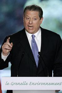U.S. former Vice President Al Gore