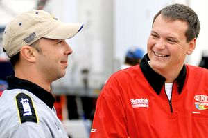 Chad Knaus and Steve Letarte