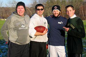 Hart and Freed Turkey Bowl