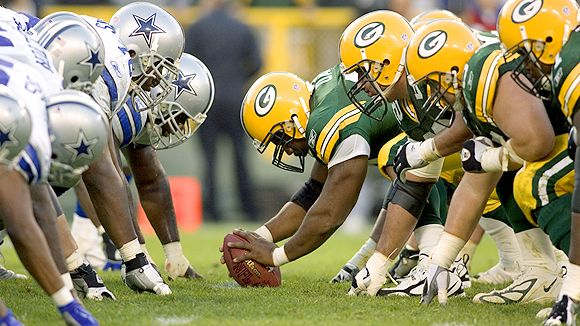 Cowboys v Packers